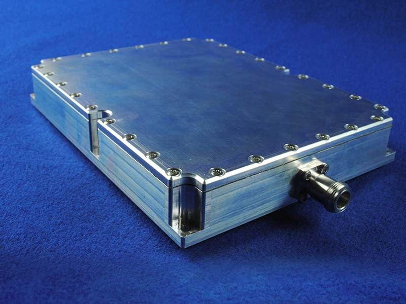 Diamond Microwave Slimline X-Band Power Amplifier