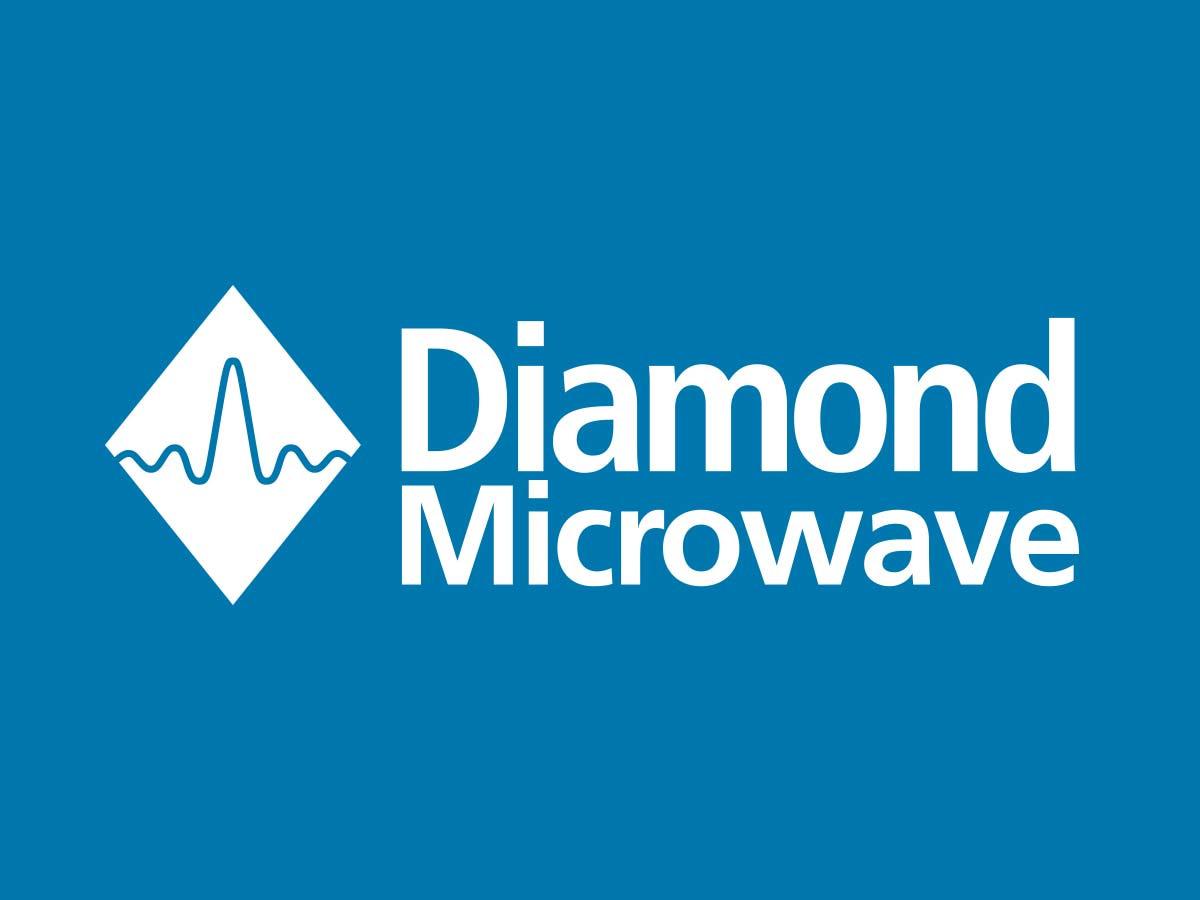 Compact Microwave Power from Diamond Microwave