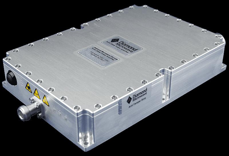 Diamond Microwave 400W SSPA, model DM-X400-02