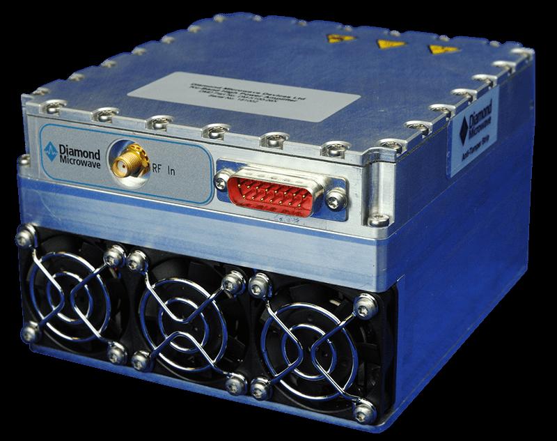 Diamond Microwave 100W Ku-Band SSPA